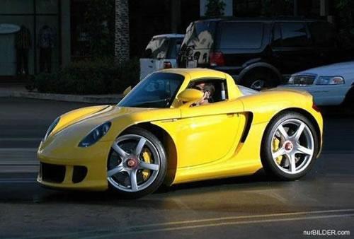 91 Tiny Sports Car