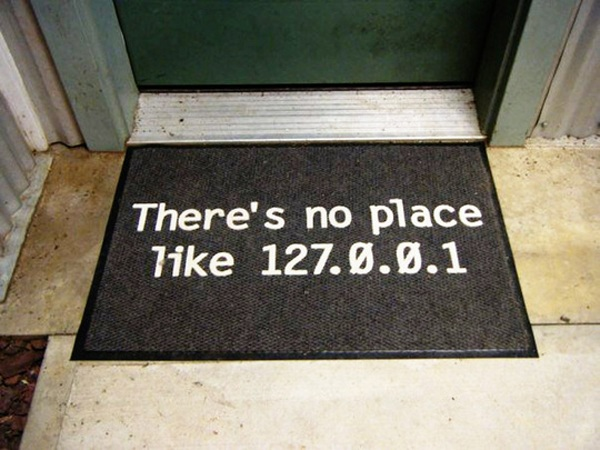 IP Address DoorMat