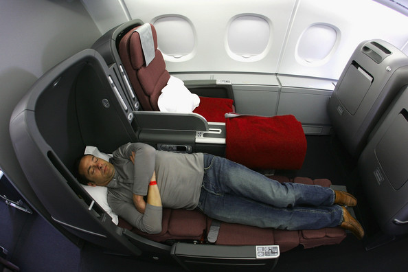 Adjustable Bed Base >> Qantas Airlines - Four classes of Luxury - PickChur