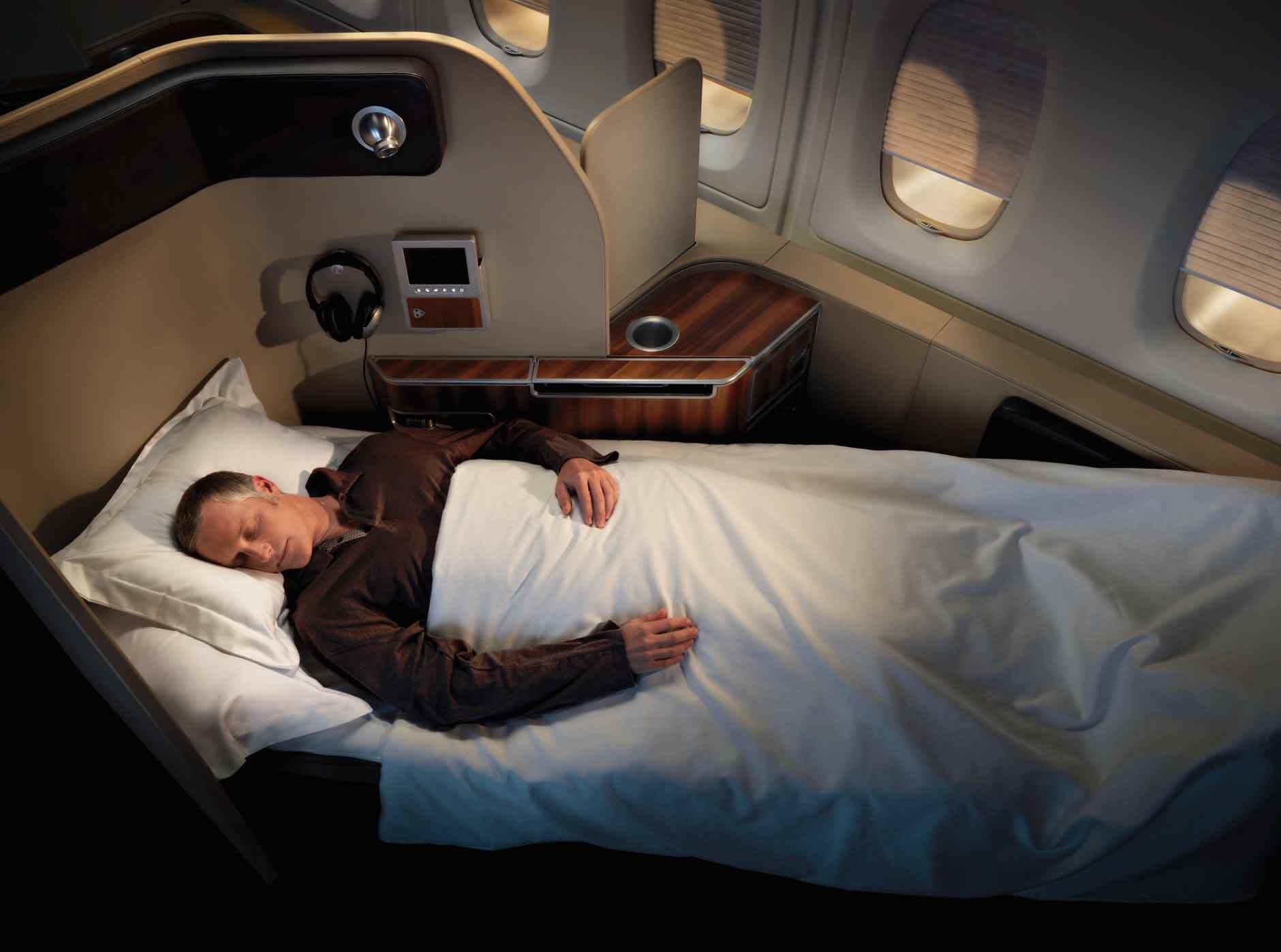Qantas Airlines Four Classes Of Luxury Pickchur