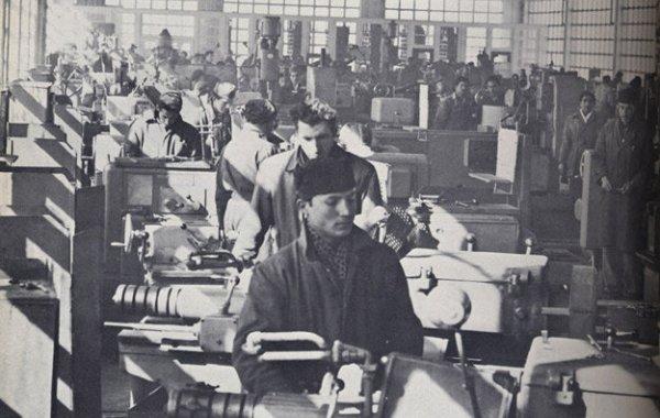 press-operators