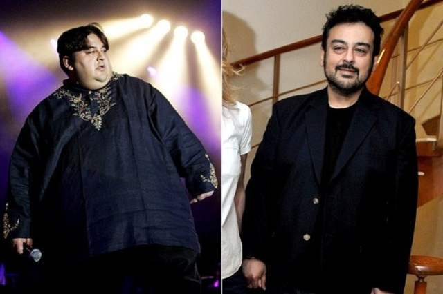 Adnan Sami, famous Pakistani singer lost 319lbs in 16 months