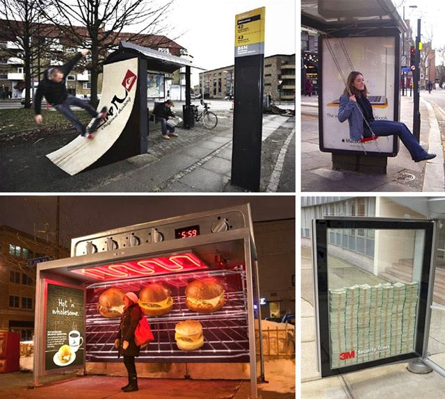 Some Cool And Weird Bus Stops You Probably Haven't Seen