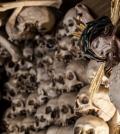 chapel made of human skull _ 5