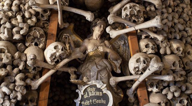 chapel of human skull