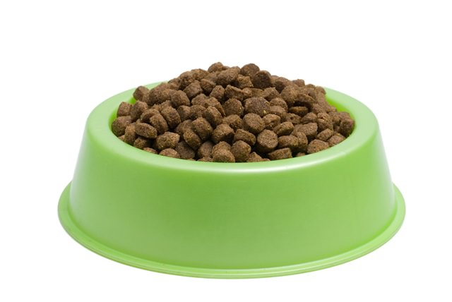 Pet food bowls contain 2,110 bacteria per square inch.