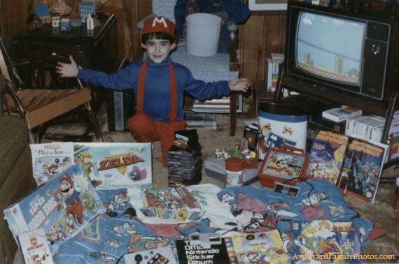 Gameboy - Life before puberty