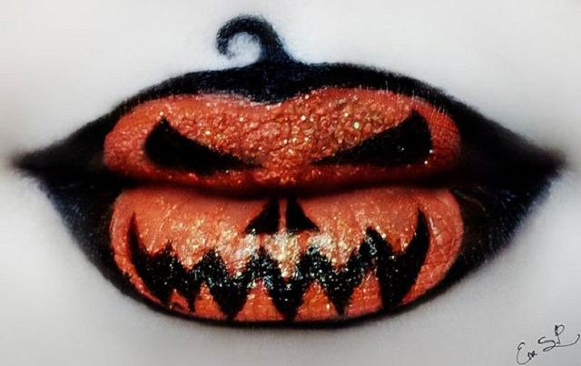 halloween-lip-art (12)