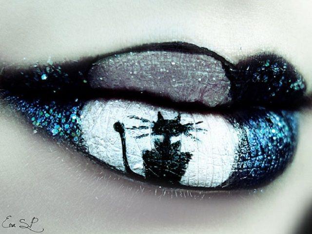 halloween-lip-art (7)