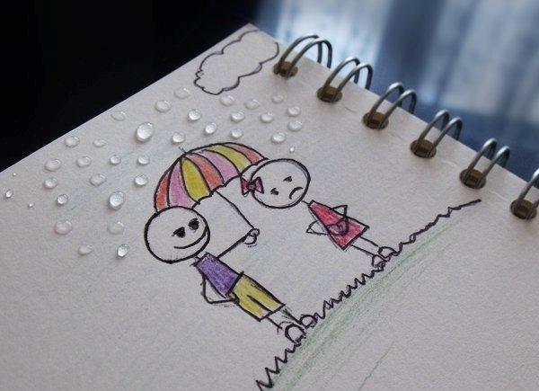 raining-umbrella