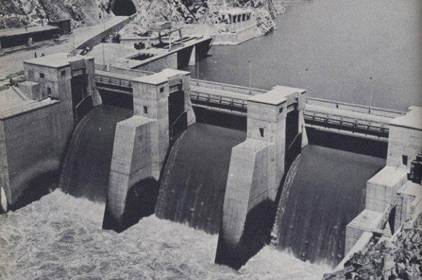 Sarobi power plant