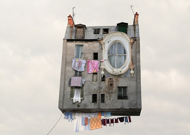Flying-Houses-by-Laurent-Chéhère 5