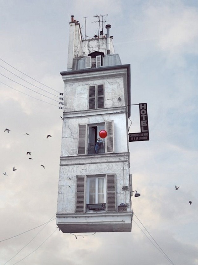 Flying-Houses-by-Laurent-Chéhère 7