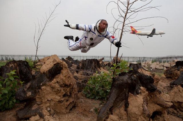 Li Wei's Photoshoot 8