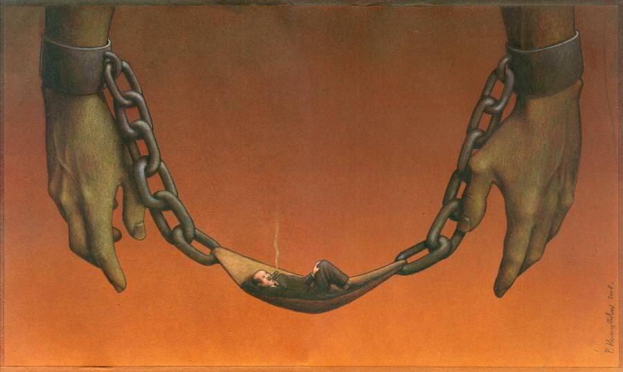 Satrical Art  by Paul Kuczynski 6