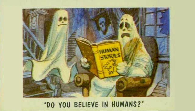 Do You Believe in Humans