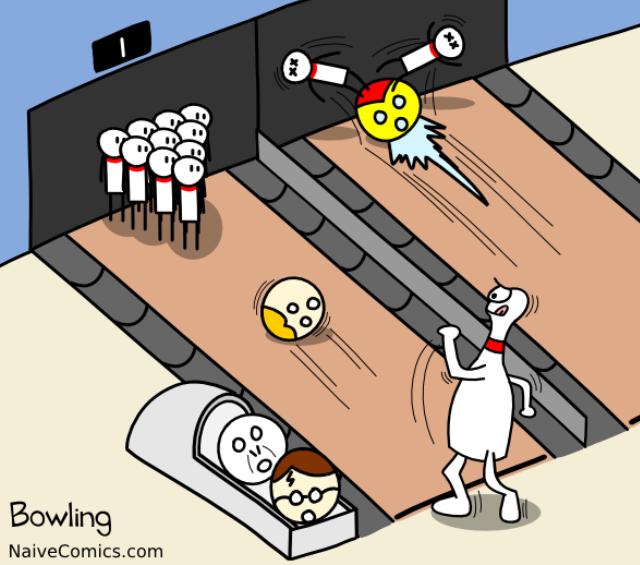 parallel universe bowling