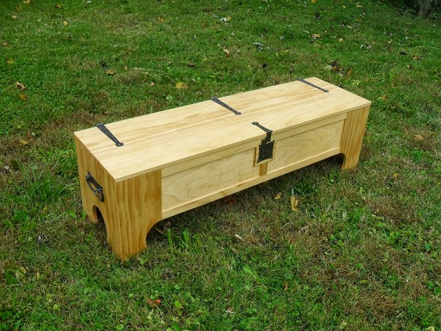 Box Bed 1