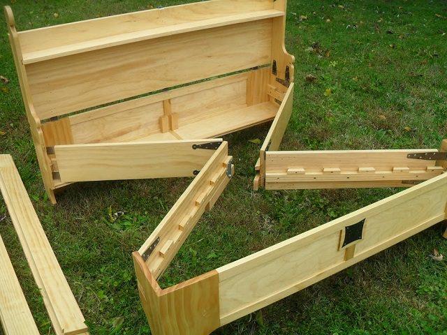 Box Bed 14
