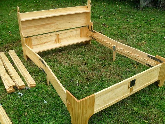 Box Bed 15