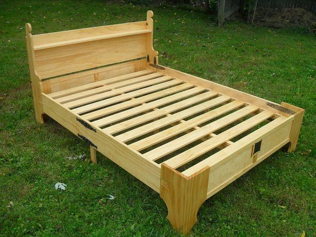 Box Bed 16