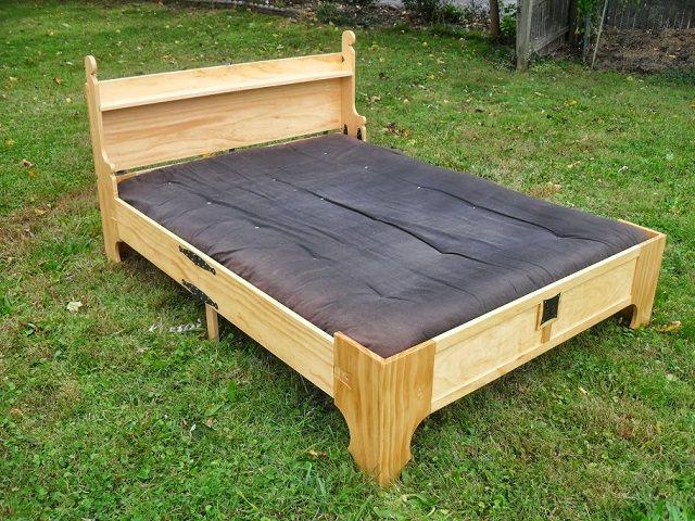 Box Bed 17