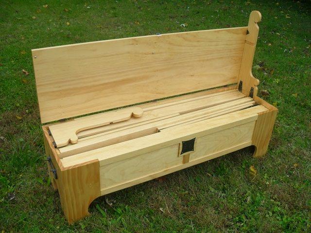 Box Bed 5