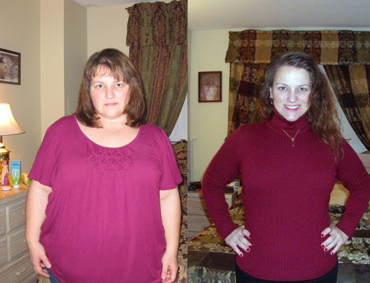 Tricia Smith, lost 112lbs