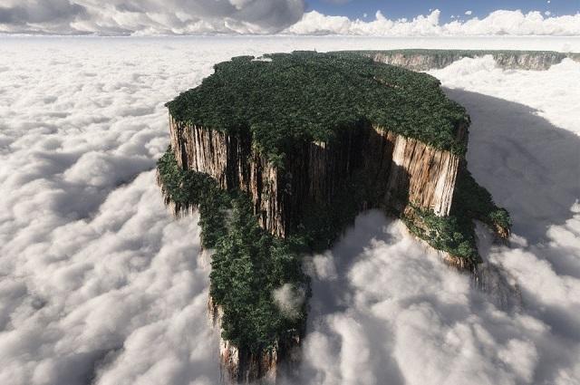 paradise-falls-venezuela